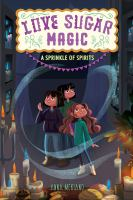 Cover image for A sprinkle of spirits / Anna Meriano.