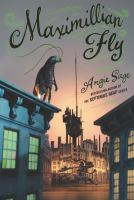 Cover image for Maximillian Fly / Angie Sage.