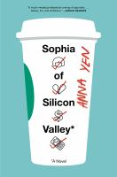 Cover image for Sophia of Silicon Valley / Anna Yen.