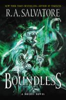 Cover image for Boundless / R.A. Salvatore.