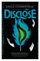 Cover image for Disclose / Joelle Charbonneau.