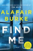 Cover image for Find me / Alafair Burke.