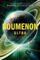 Cover image for Noumenon ultra / Marina J. Lostetter.