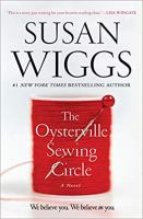 Cover image for The Oysterville Sewing Circle [sound recording] / Susan Wiggs.