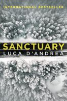 Cover image for Sanctuary / Luca D'Andrea.