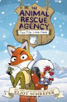 Cover image for Case File: little claws / Eliot Schrefer ; illustrated by Daniel Duncan.