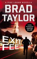 Cover image for Exit fee / Brad Taylor.