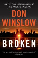 Cover image for Broken : six short novels / Don Winslow.