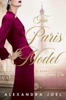 Cover image for The Paris model / Alexandra Joel.