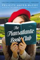 Cover image for The Transatlantic book club / Felicity Hayes-McCoy.