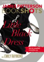 Cover image for Little black dress / James Patterson and Emily Raymond.