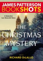 Cover image for The Christmas mystery / James Patterson with Richard DiLallo.