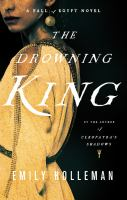 Imagen de portada para The drowning king / Emily Holleman.