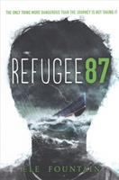 Cover image for Refugee 87 / Ele Fountain.