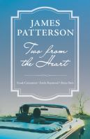 Imagen de portada para Two from the heart / James Patterson, Frank Costantini, Emily Raymond, Brian Sitts.