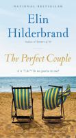 Cover image for The perfect couple [text (large print)] / Elin Hilderbrand.