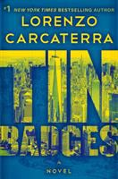 Cover image for Tin badges / Lorenzo Carcaterra.