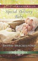 Cover image for Special delivery baby / Sherri Shackelford.