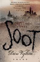 Cover image for Soot / Dan Vyleta.
