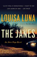 Cover image for The Janes / Louisa Luna.