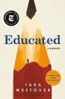 Cover image for Educated : a memoir / Tara Westover.