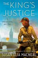 Cover image for The king's justice / Susan Elia MacNeal.