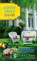 Cover image for Cover story / Erika Chase.