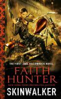 Cover image for Skinwalker / Faith Hunter.