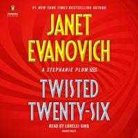 Cover image for Twisted Twenty-Six (CD) [sound recording] / Janet Evanovich.