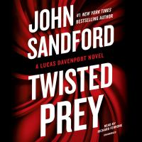 Cover image for Twisted prey [sound recording] / John Sandford.