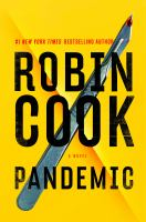 Cover image for Pandemic / Robin Cook.