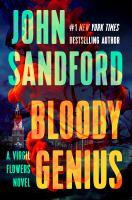 Cover image for Bloody genius / John Sandford.