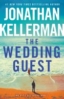 Cover image for The wedding guest / Jonathan Kellerman.