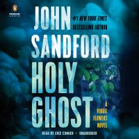 Cover image for Holy ghost [sound recording] / John Sandford.