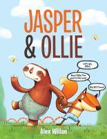 Cover image for Jasper & Ollie / Alex Willan.