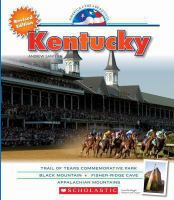 Cover image for Kentucky / by Andrew Santella.