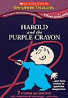 Cover image for Harold and the purple crayon and more great stories to spark the imagination / [written by Crocket Johnson ; narrated by Norman Rose].