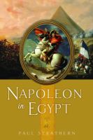 Cover image for Napoleon in Egypt / Paul Strathern.