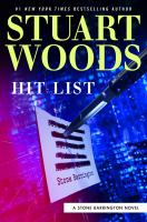 Cover image for Hit list / Stuart Woods.