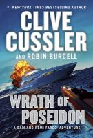 Cover image for Wrath of poseidon / Clive Cussler and Robin Burcell.