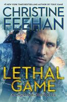 Cover image for Lethal game / Christine Feehan.
