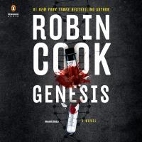Cover image for Genesis [sound recording] / Robin Cook.
