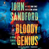 Cover image for Bloody Genius (CD) [sound recording] / John Sandford.