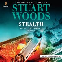Cover image for Stealth (CD) [sound recording] / Stuart Woods.