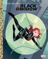 Cover image for Black Widow / by Christy Webster ; illustrated by Ann Marcellino.