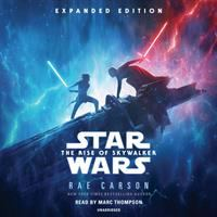Cover image for Star Wars. The rise of Skywalker [sound recording] / Rae Carson.