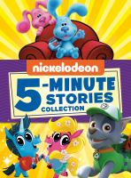 Cover image for Nickelodeon 5-minute stories collection.