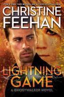 Cover image for Lightning game / Christine Feehan.