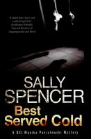 Cover image for Best served cold / Sally Spencer.