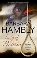 Cover image for Lady of perdition / Barbara Hambly.